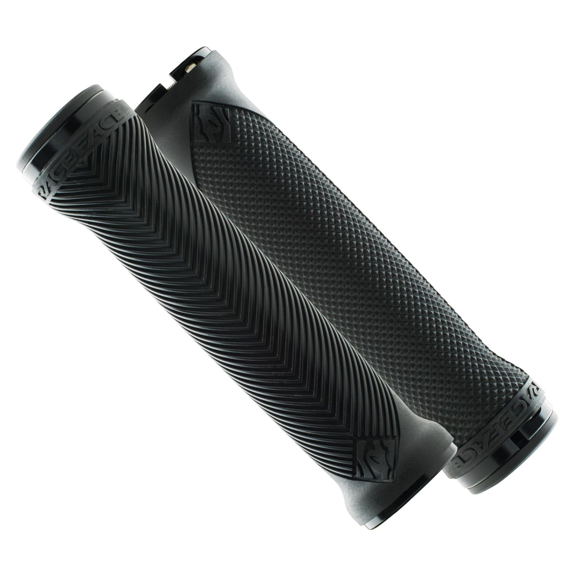 Race Face Handlebar Grips Black Race Face Lovehandle Grips