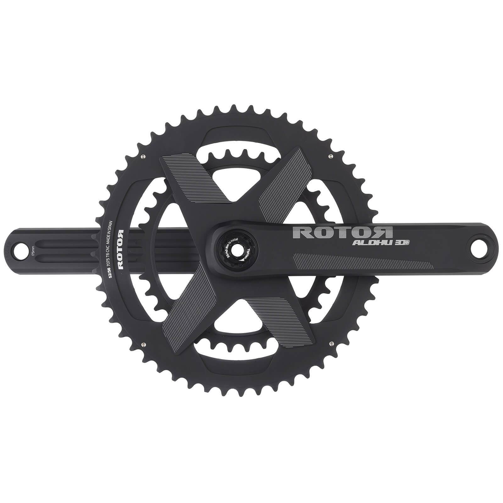 Rotor Components > Brakes & Chainsets ROTOR ALDHU DIRECT MOUNT ROUND CHAINSET