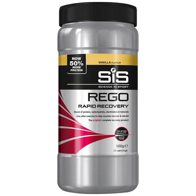 Science in Sport Nutrition > Energy Drink Vanilla SIS Rego Rapid Recovery 500g Tub