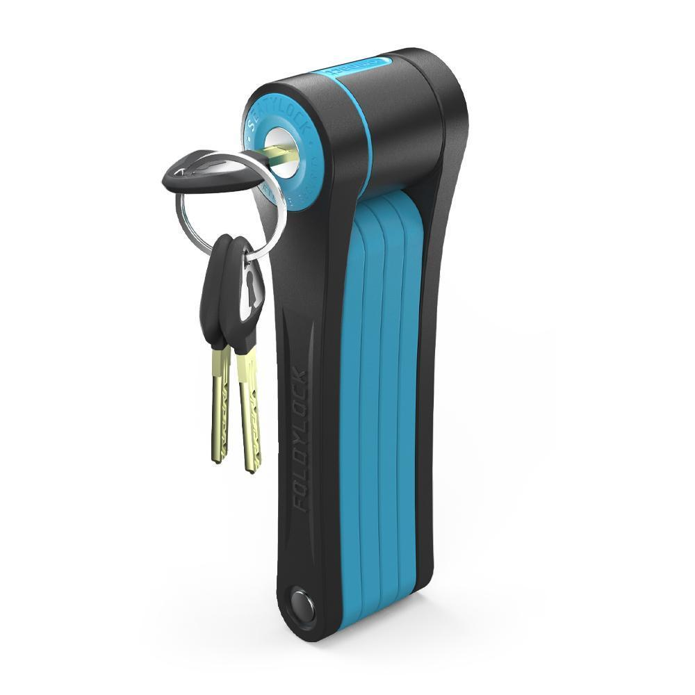 Seatylock Accessories > Locks & Tools Blue Seatylock Foldylock Compact