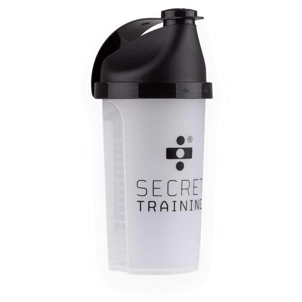 Secret Training Accessories > Bottles Stealth Protein Shaker Bottle 500ml
