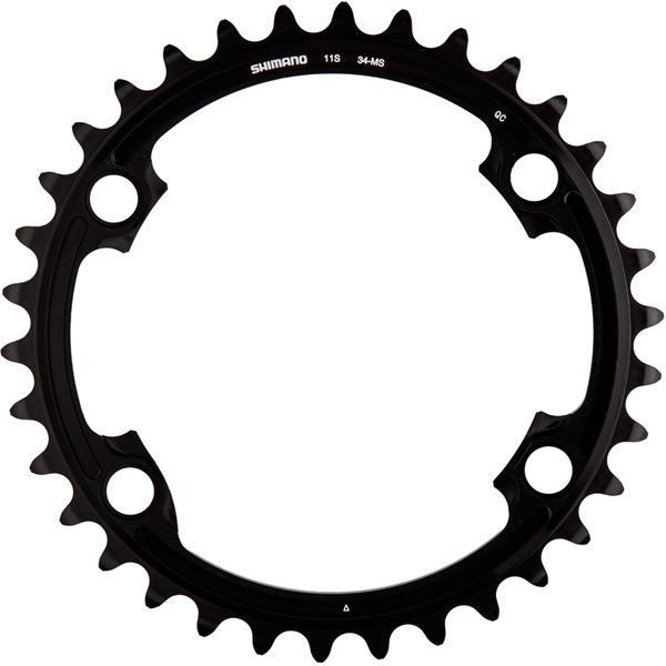 Shimano Chainrings 34 Shimano Dura Ace FC-9100 Inner Chainring (34T, 36T, 39T, 42T)