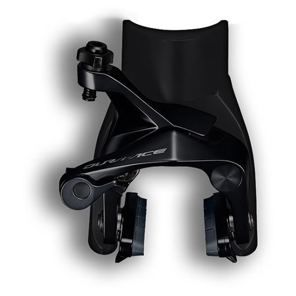 Shimano Components > Brakes & Chainsets Shimano Dura-Ace Direct Mount Brake Caliper BR-R9110 (Front)