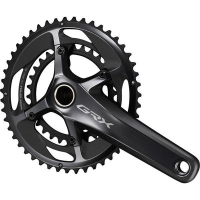 Shimano Components > Brakes & Chainsets Shimano FC-RX600 GRX chainset 46 / 30, double, 11-speed