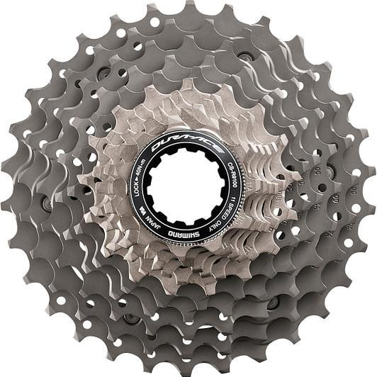 Shimano Components > Cassettes & Cables Shimano Dura-Ace 9100 11-Speed Cassette 11-30T