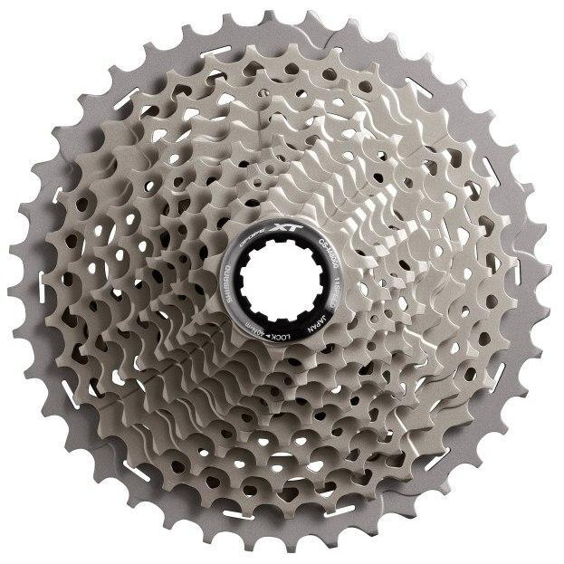 Shimano Components > Cassettes & Cables Shimano M8000 XT 11-speed cassette