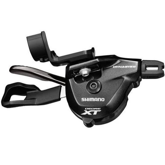 Shimano Components > Gears Shimano Deore M8000 XT Rapidfire pods 11 speed right hand I-spec-B direct attach Shifter