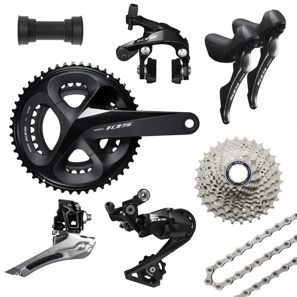Shimano Components > Groupsets Shimano 105 R7000 Groupset