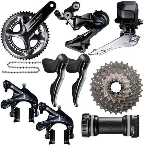 Shimano Components > Groupsets Shimano Dura Ace R9150 Di2 Groupset