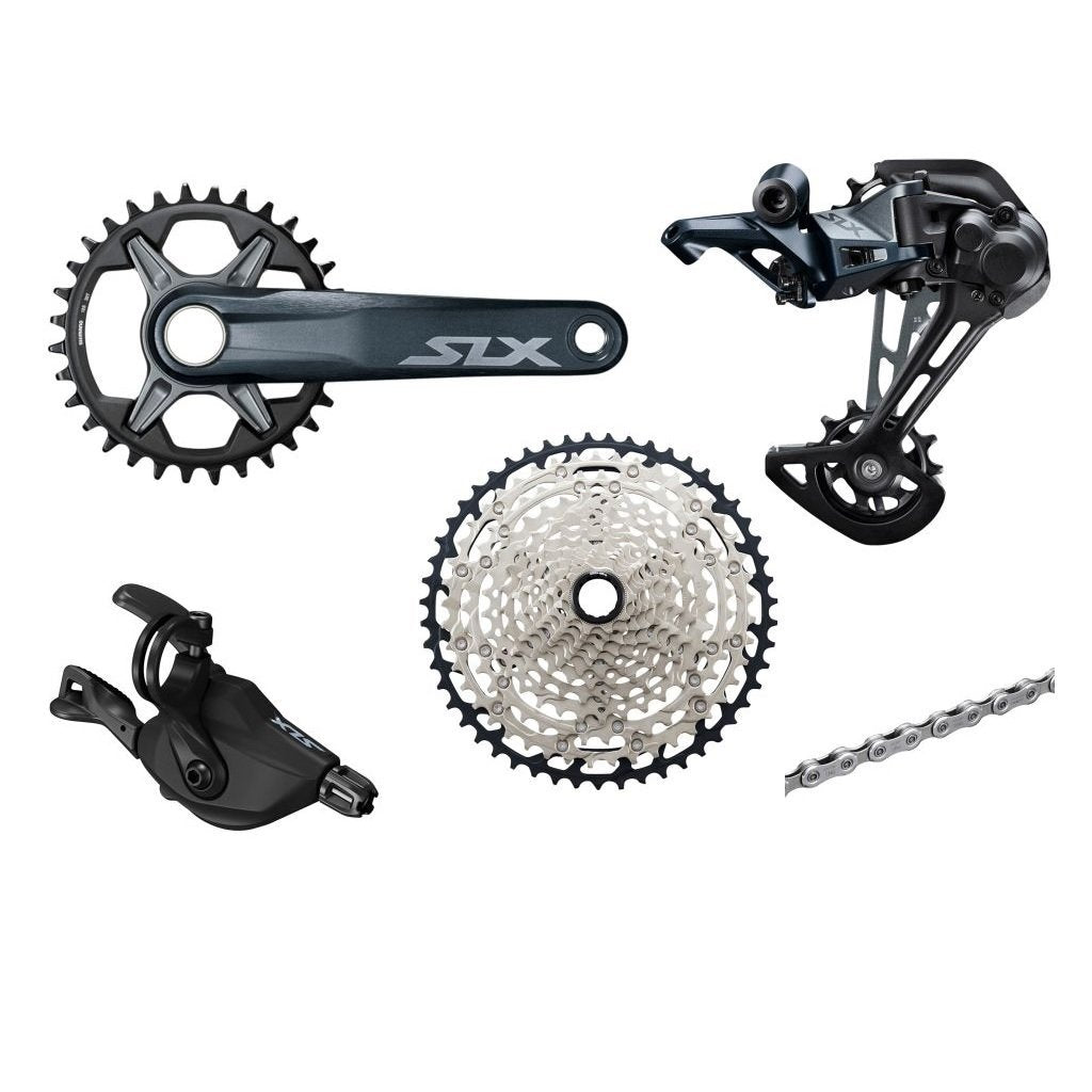Shimano Components > Groupsets Shimano SLX M7100 1 x 12 Drivetrain Groupset