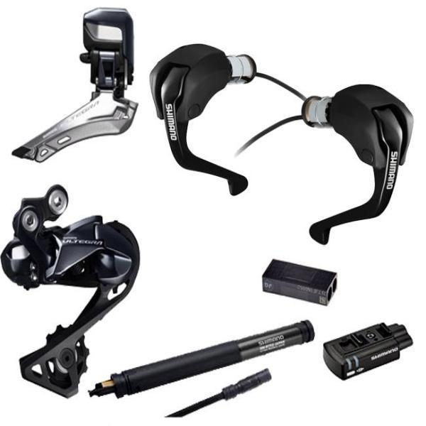 Shimano Components > Groupsets Shimano Ultegra DI2 8060 Triathlon TT Upgrade Kit