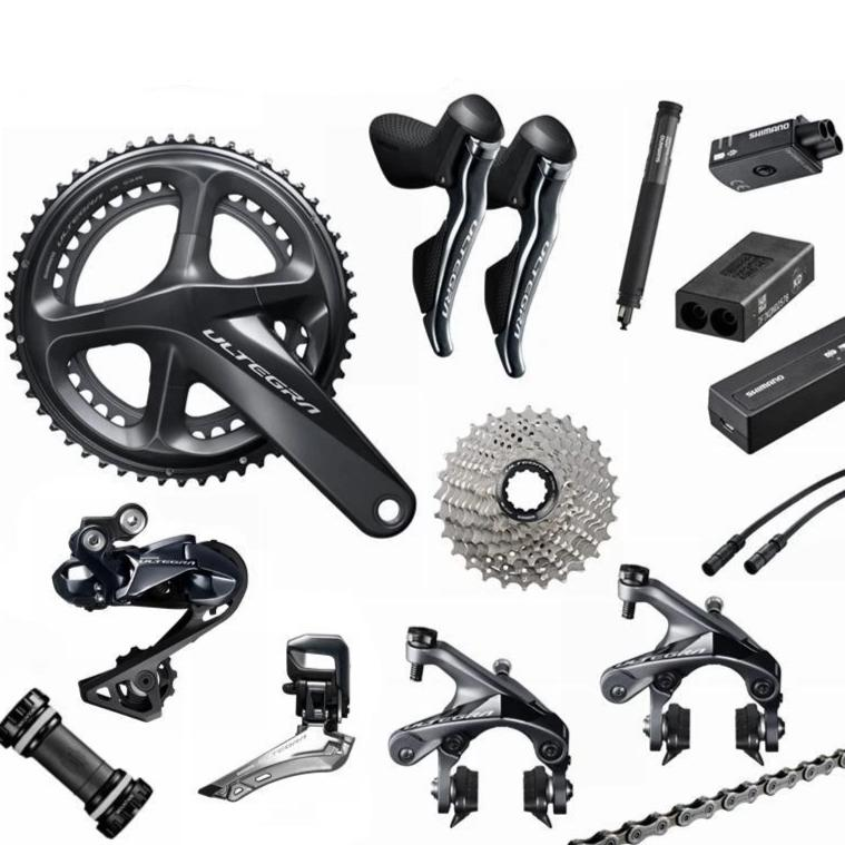 Shimano Components > Groupsets Shimano Ultegra R8050 Di2 Groupset
