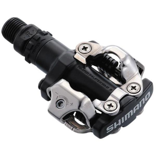 Shimano Components > Pedals & Pedal Cleats Black Shimano PD-M520 Pedals