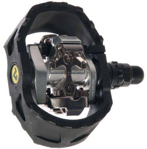 Shimano Components > Pedals & Pedal Cleats Shimano M424 SPD Pedals