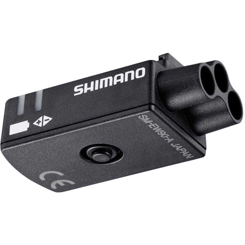 Shimano electric gears Shimano SM-EW90-A Di2 Junction A Box  E-Tube 3 Port