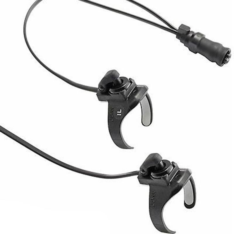 Shimano electric gears SW-R610 Di2 Sprinter switches for Dura-Ace 9070 drop bar STI - Pair
