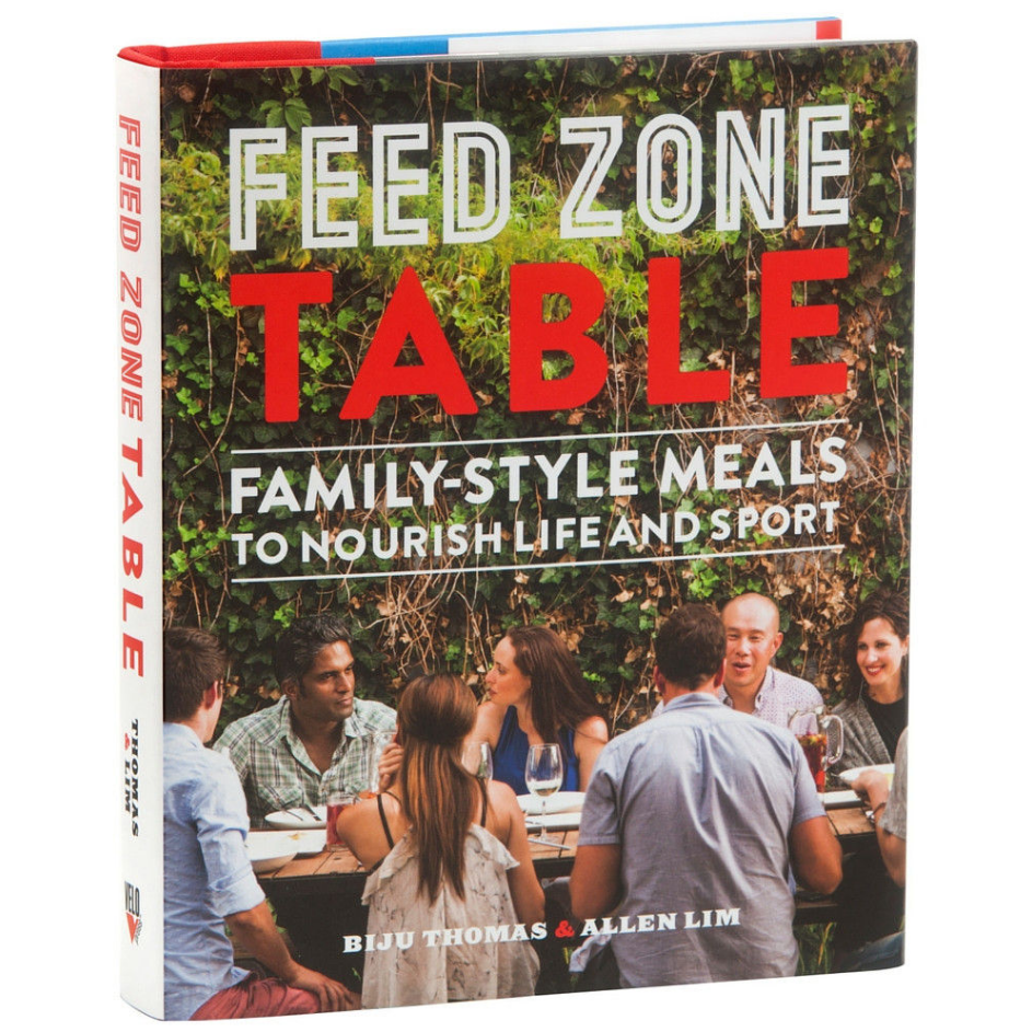 Skratch Labs Accessories > Bags & Seatpacks,Components > Inner Tubes,Accessories > Xmas Gifts Skratch Labs Feed Zone Table Cookbook