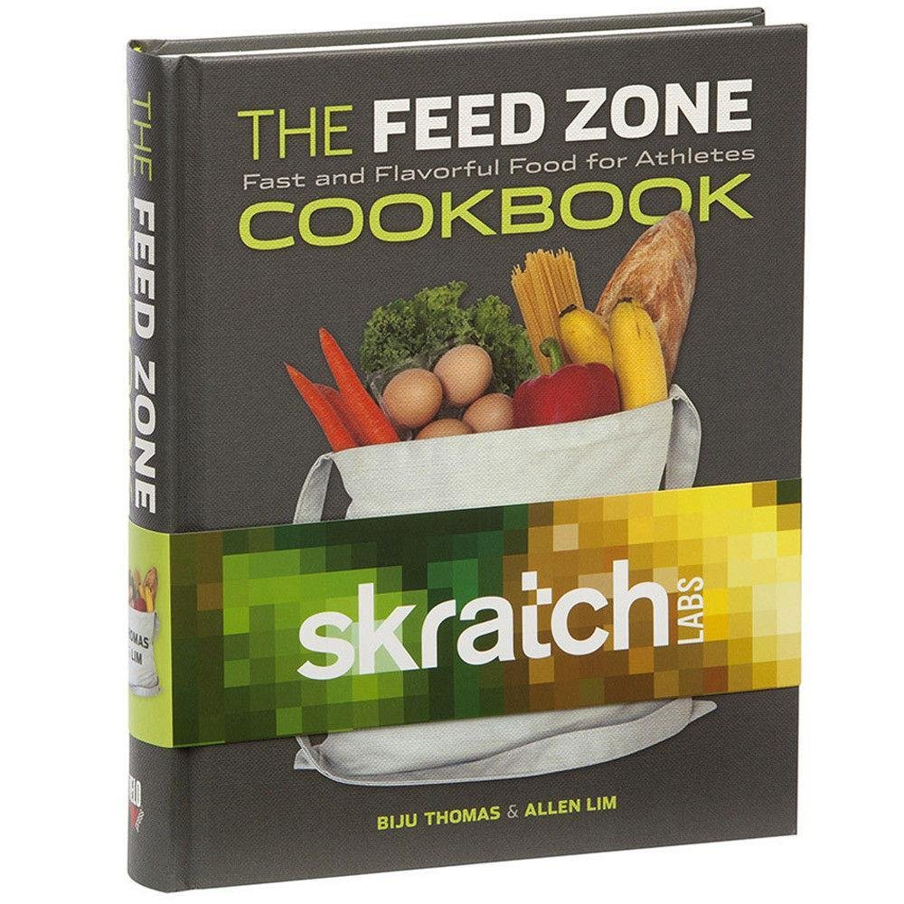 Skratch Labs Accessories > Bike Cleaner,Accessories > Xmas Gifts Skratch Labs Feed Zone Cookbook