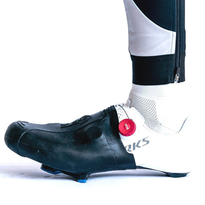spatwear Cycle Clothing > Overshoes S/M 37-42 / Black SPATZ 'Toez' Silicone Toe Warmers