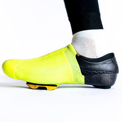 spatwear Cycle Clothing > Overshoes S/M 37-42 / Yellow SPATZ 'Toez' Silicone Toe Warmers
