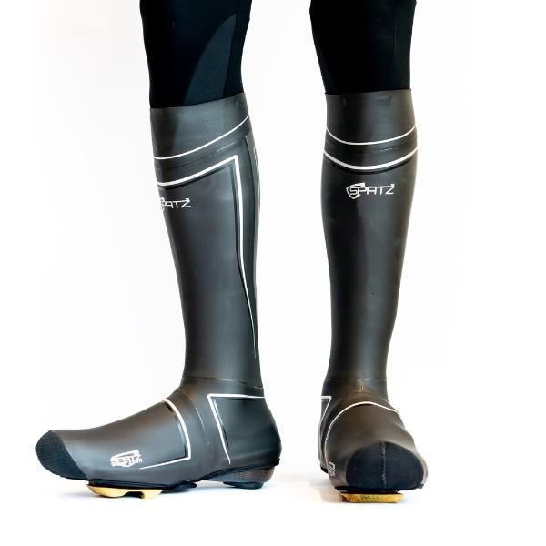 Spatzwear Cycle Clothing > Overshoes Spatz Pro Cycling Overshoes