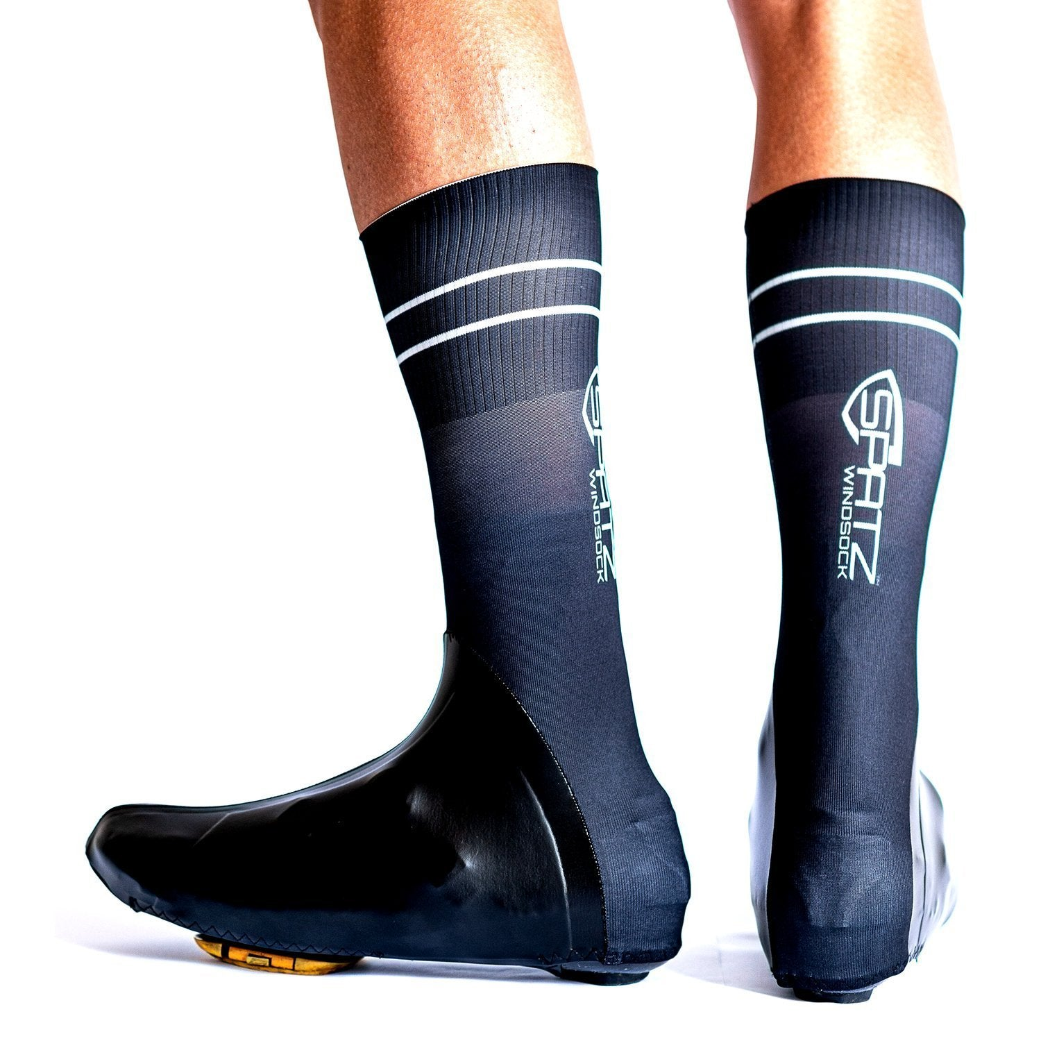 Spatzwear Cycle Clothing > Socks SPATZ 'Windsock' UCI Legal Aero Oversocks