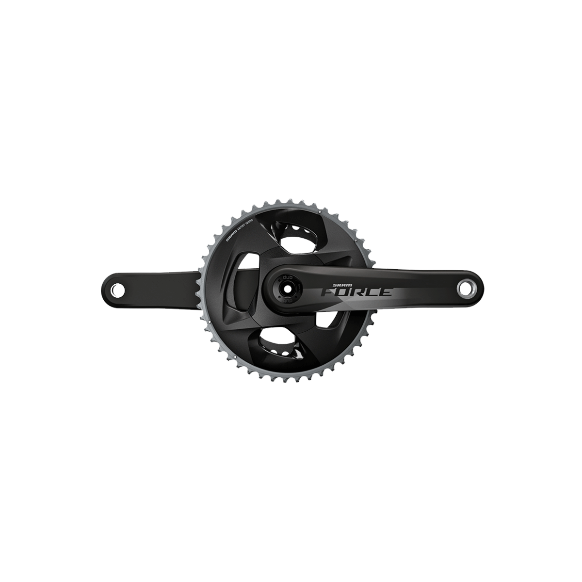 SRAM Components > Brakes & Chainsets 170mm / 46/33 SRAM FORCE DOUBLE D1 DUB CRANKSET