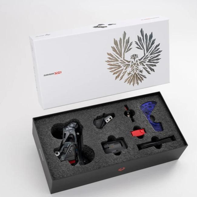 SRAM Components > Groupsets SRAM X01 EAGLE AXS UPGRADE KIT