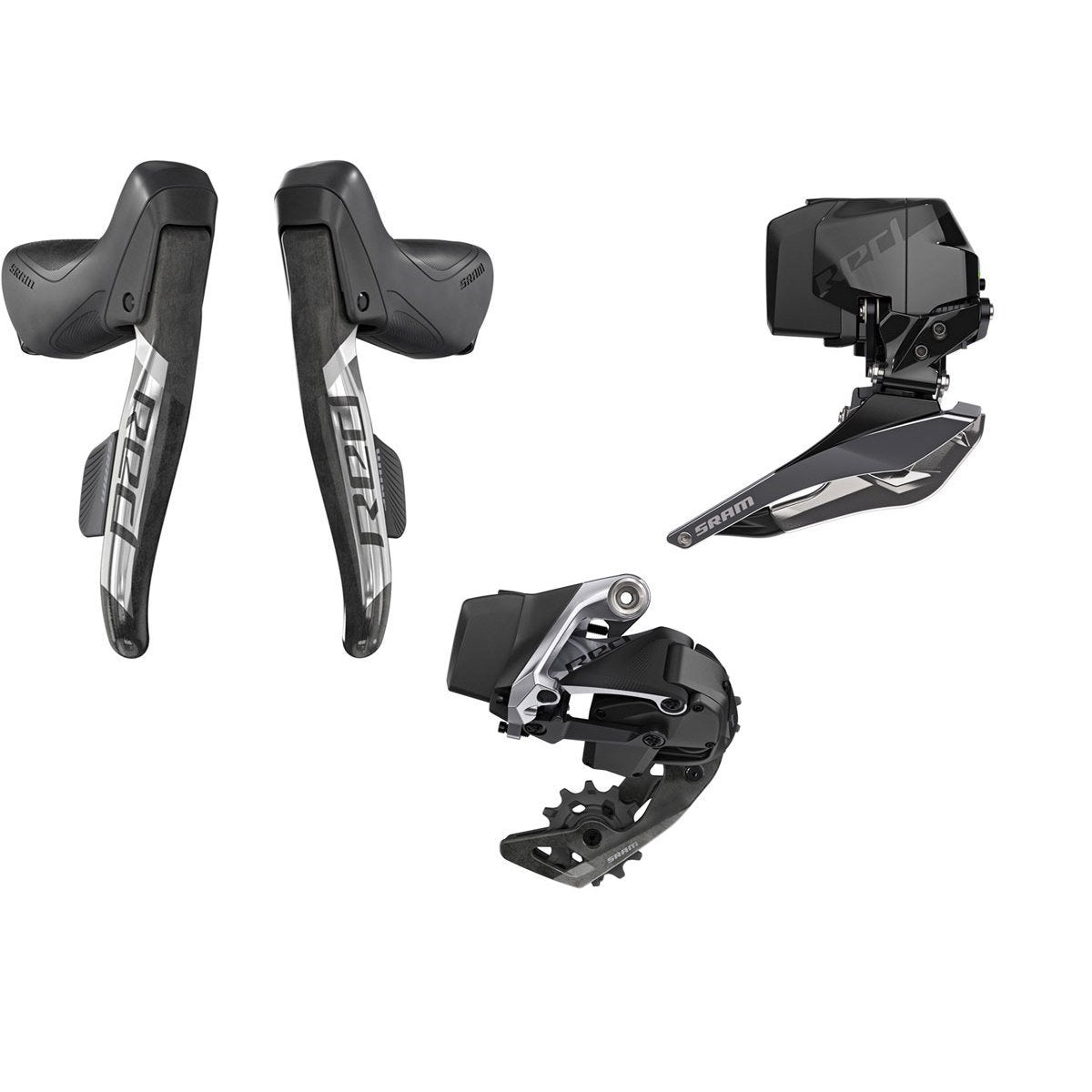 SRAM electric gears SRAM RED ETAP AXS 2X D1 ELECTRONIC ROAD UPGRADE SET