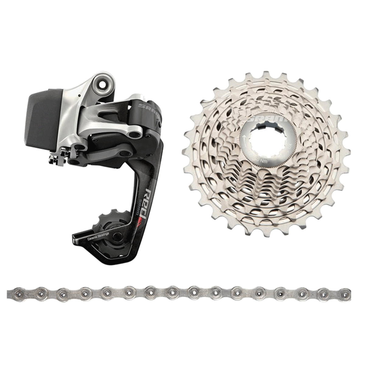 SRAM electric gears SRAM RED ETAP WIFLI UPGRADE KIT