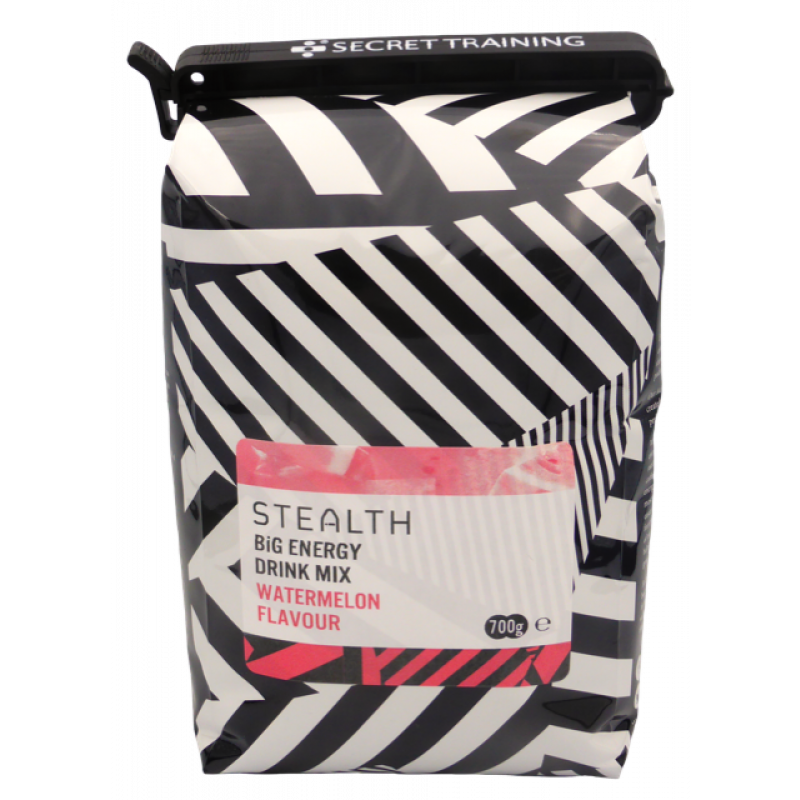 STEALTH Nutrition > Energy Drink Stealth BiG Energy Powder 700g Watermelon