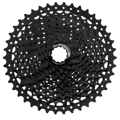 Sunrace Components > Cassettes & Cables Black / 11-40 SunRace MX3 Cassette - 10 Speed