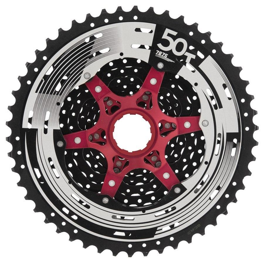 Sunrace Components > Cassettes & Cables Sunrace CSMX80 11 SPEED CASSETTE Black