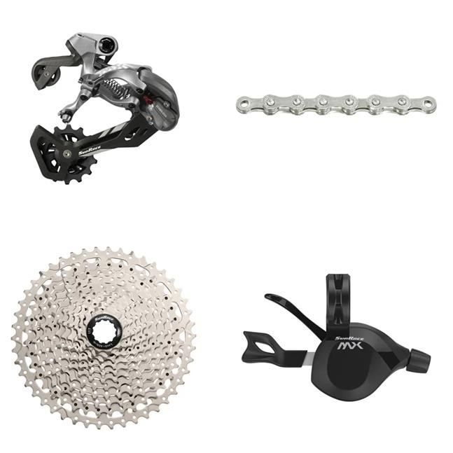 Sunrace Components > Groupsets 11 Speed 11-46T Sunrace 11 Speed Shift Kit
