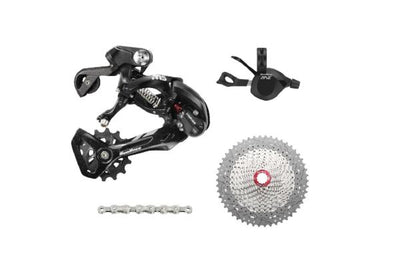 Sunrace Components > Groupsets SUNRACE 1 X 12 MS Shifting Kit