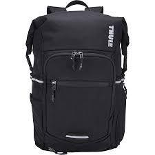 Thule Accessories > Bags & Seatpacks Thule Pack'n Pedal Commuter Backpack 24 Litre Black