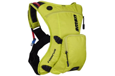 USWE Accessories > Bags & Seatpacks Crazy Yellow USWE OUTLANDER 3 HYDRATION PACK