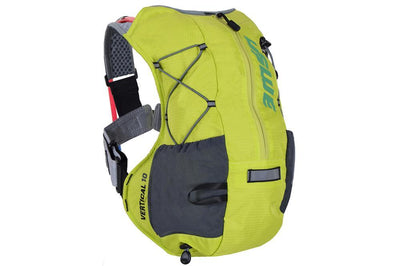 USWE Accessories > Bags & Seatpacks Crazy Yellow USWE VERTICAL 10 PLUS HYDRATION PACK WITH BLADDER