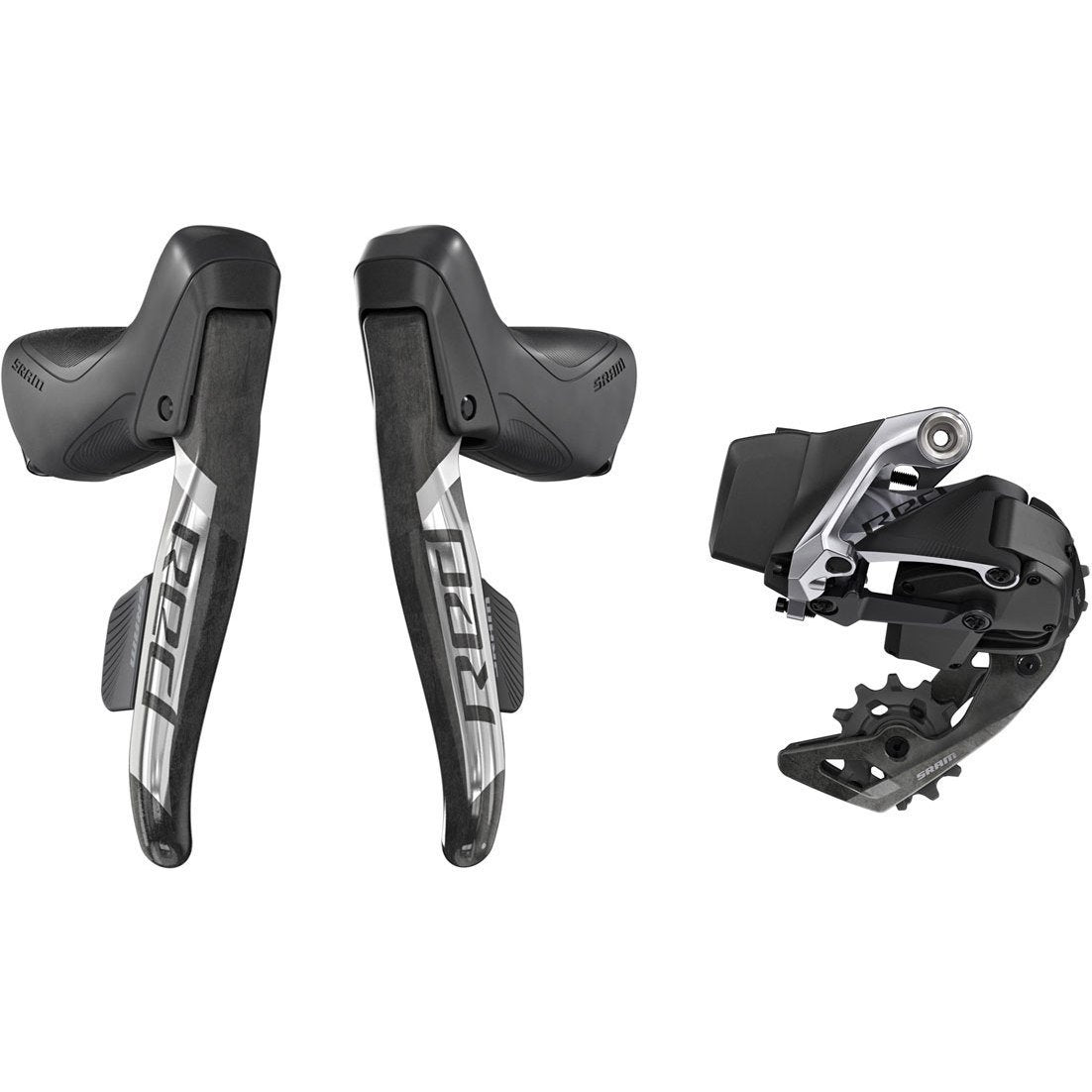 Vanillabikes electric gears SRAM RED ETAP AXS 1X D1 ELECTRONIC ROAD UPGRADE SET