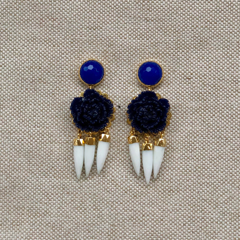 TRIPLE SPIKE {navy+white}