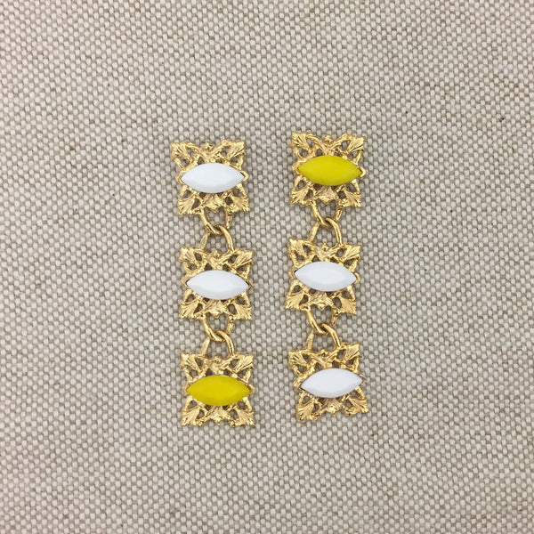 MEGAN earrings | sun