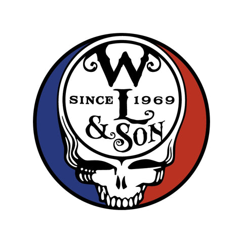 Decal - WLS Dead Head