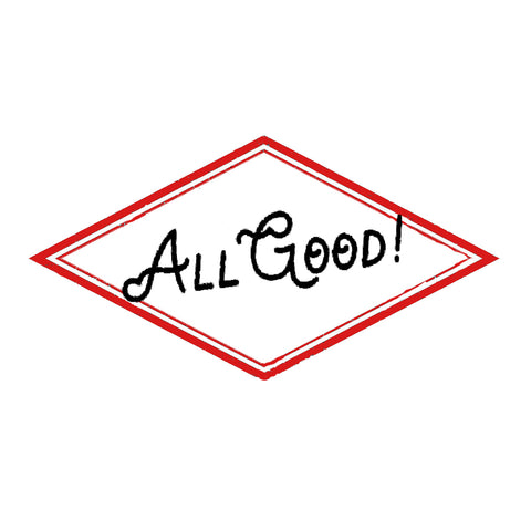Decal - All Good