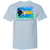 The Bahaman Man Tee - Coastal Collection
