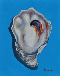 Giclee - Blue Oyster