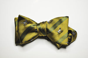 Bow Tie - Jeb (Yellow/Green)