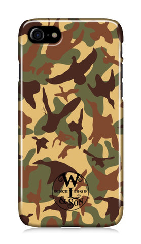 iPhone Case - On the Wing Camo