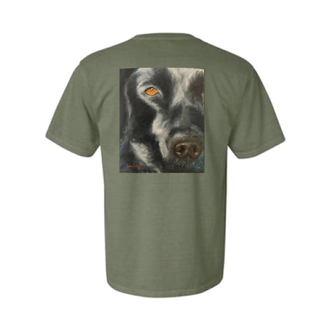 The Close Up Tee  - A Dog's Life Collection