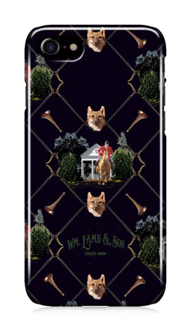 iPhone Case - Fox Hunt Design