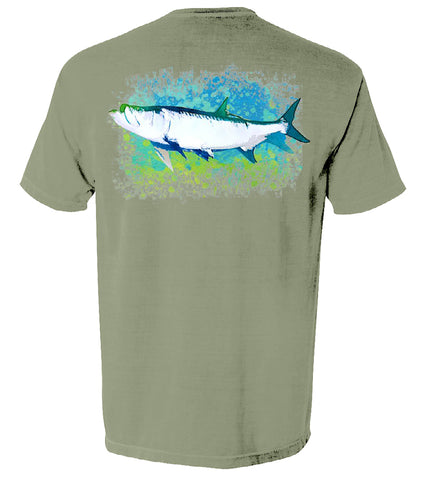The Funky Tarpon - The Costal Collection